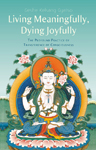 Book cover of Living Meaningfully Dying Joyfully