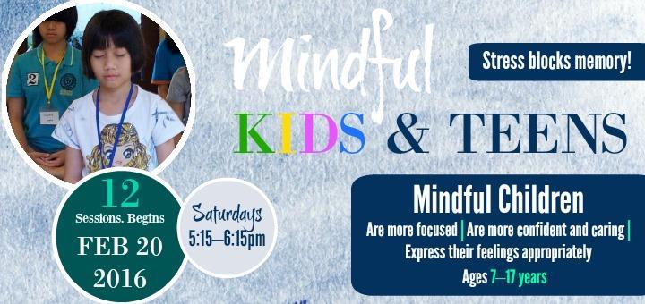 mindful children